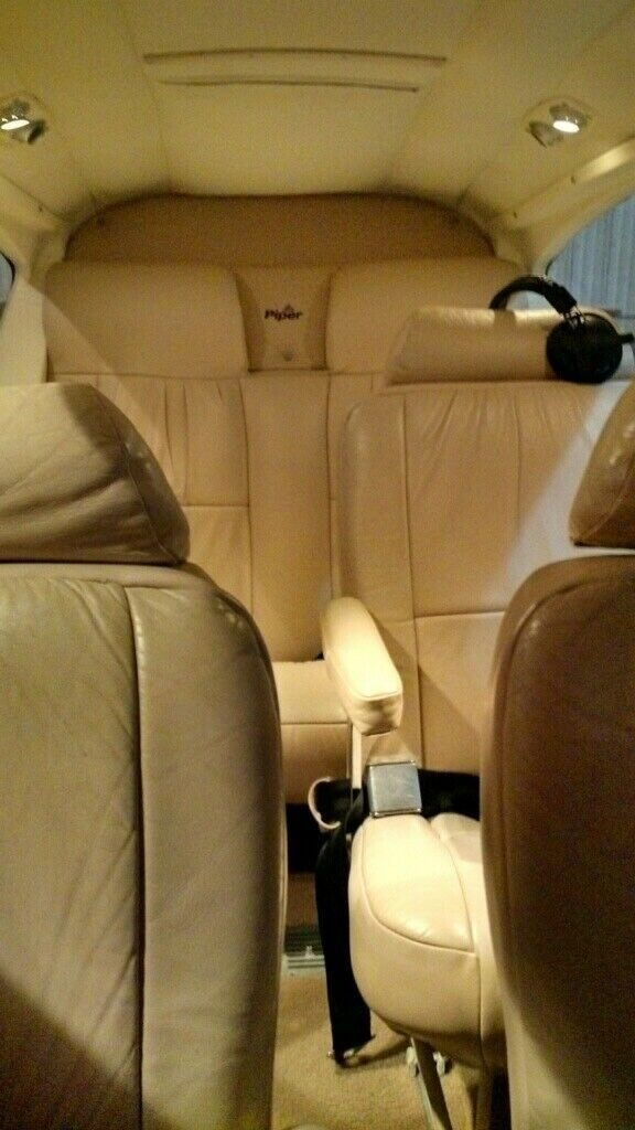 Everythingworks 1969 Piper PA 23 250 Aztec aircraft