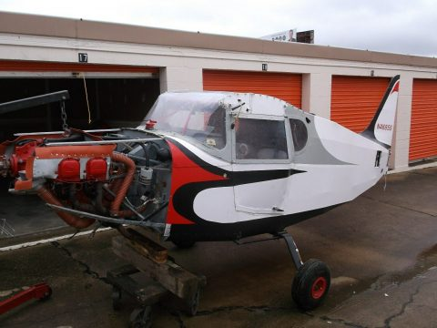 experimental 1965 Stits Skycoupe aircraft for sale