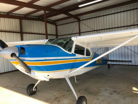 great shape 1953 Cessna 180 aircraft for sale
