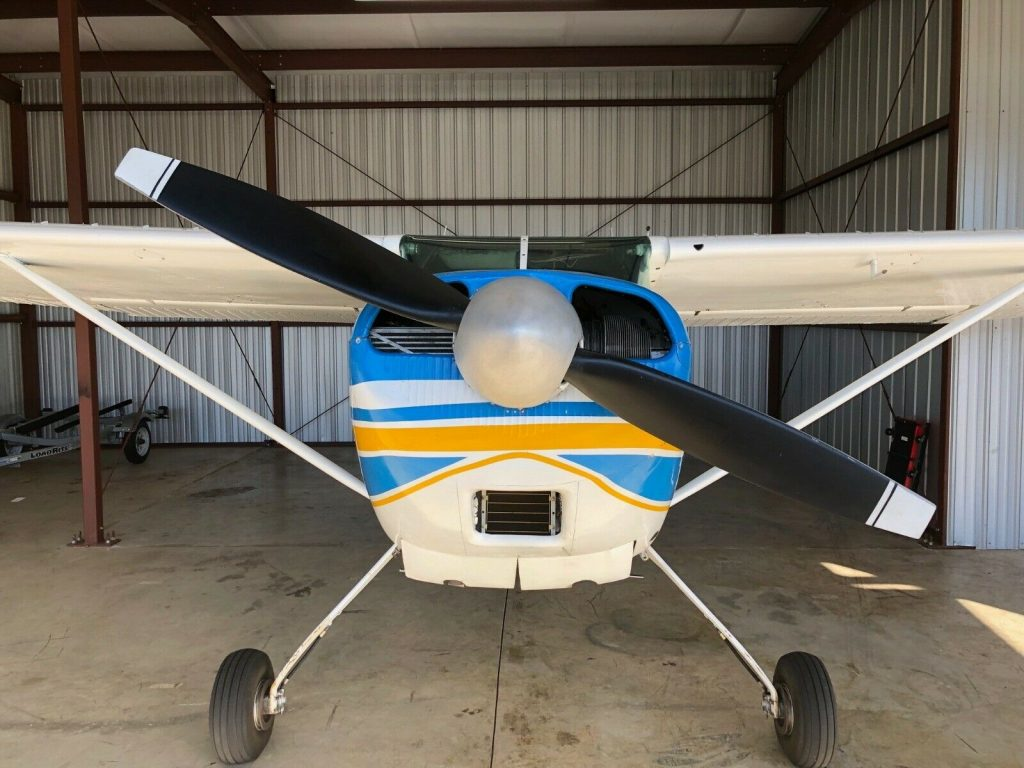 great shape 1953 Cessna 180 aircraft