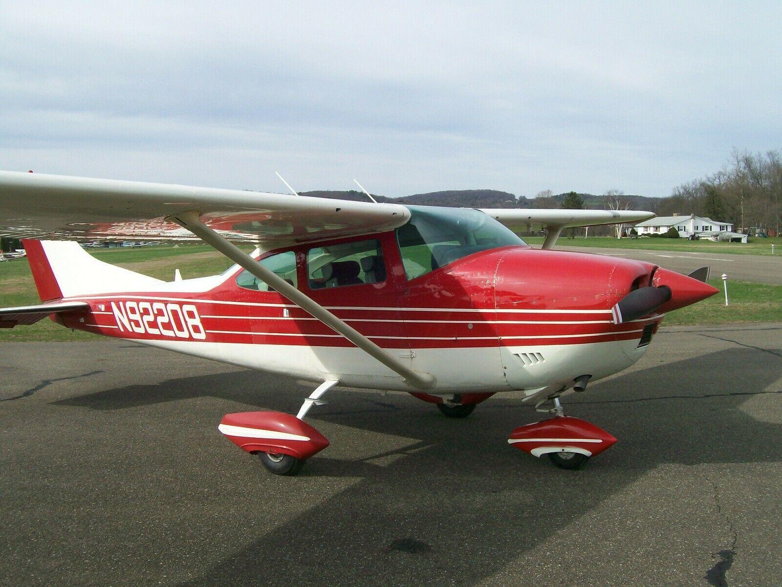 great shape 1970 Cessna 182N SKYLANE aircraft for sale