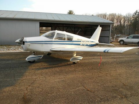 hangared 1968 Piper PA 28 140 Cherokee CRUISER aircraft for sale