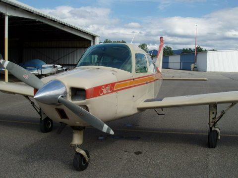 renewed 1979 Beechcraft SIERRA aircraft for sale