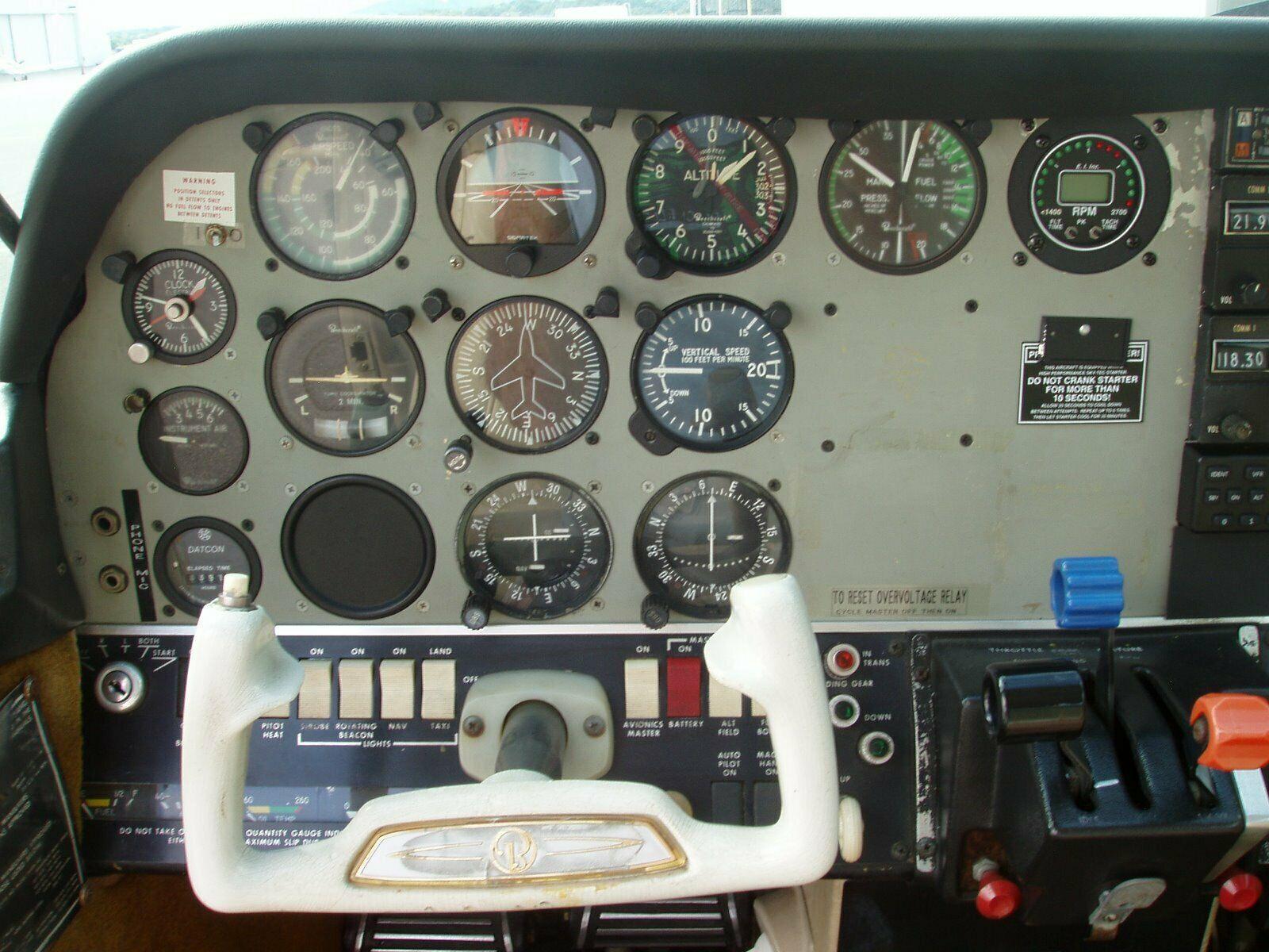 renewed 1979 Beechcraft SIERRA aircraft