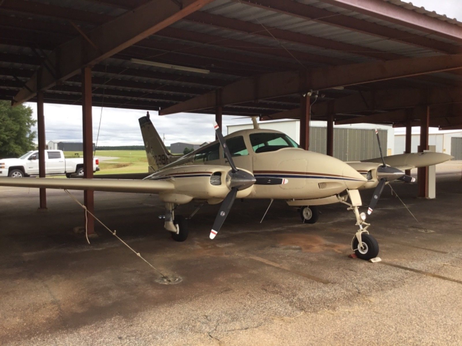 solid 1967 Cessna Cessna 310L aircraft for sale