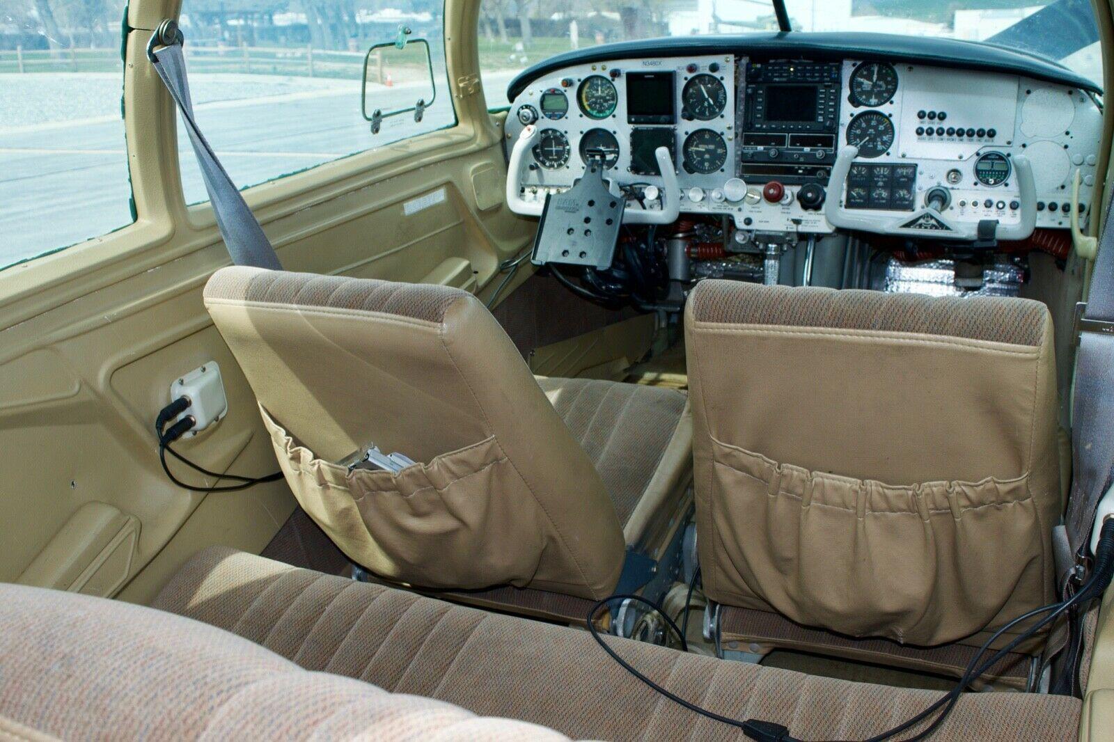 very nice 1966 Mooney M20E aircraft