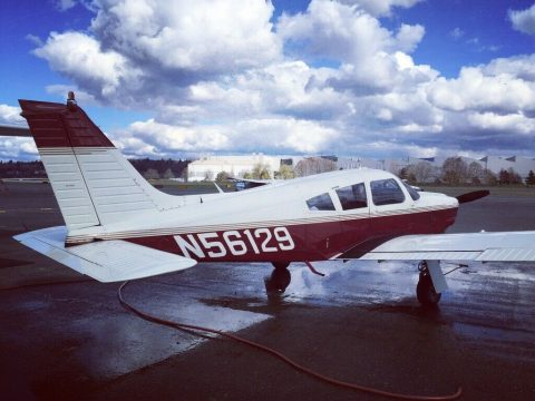 very nice 1973 Piper Arrow II aircraft for sale