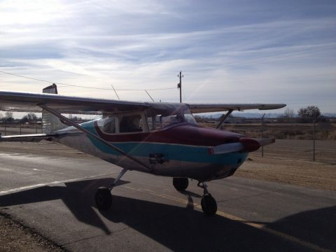 well serviced 1958 Cessna 172 aircraft for sale