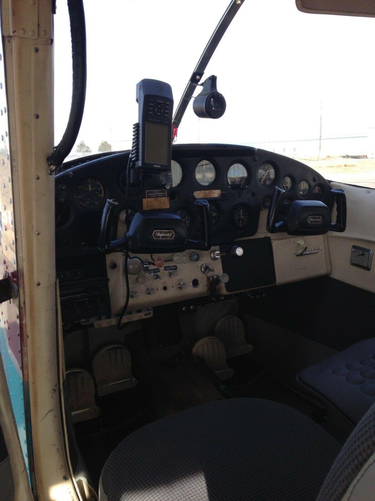 well serviced 1958 Cessna 172 aircraft