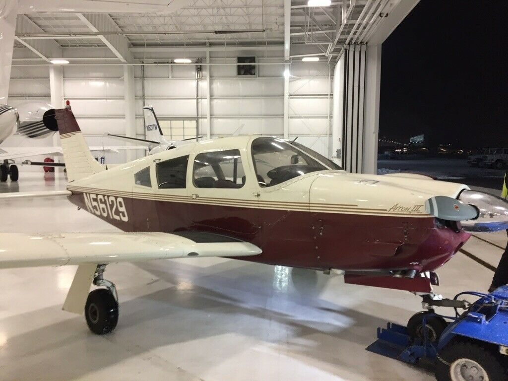 beautiful 1973 Piper Arrow II aircraft