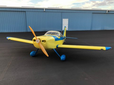 fast 2016 Vans RV6 aircraft for sale