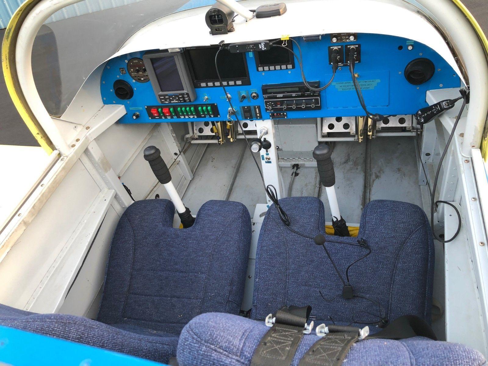 fast 2016 Vans RV6 aircraft