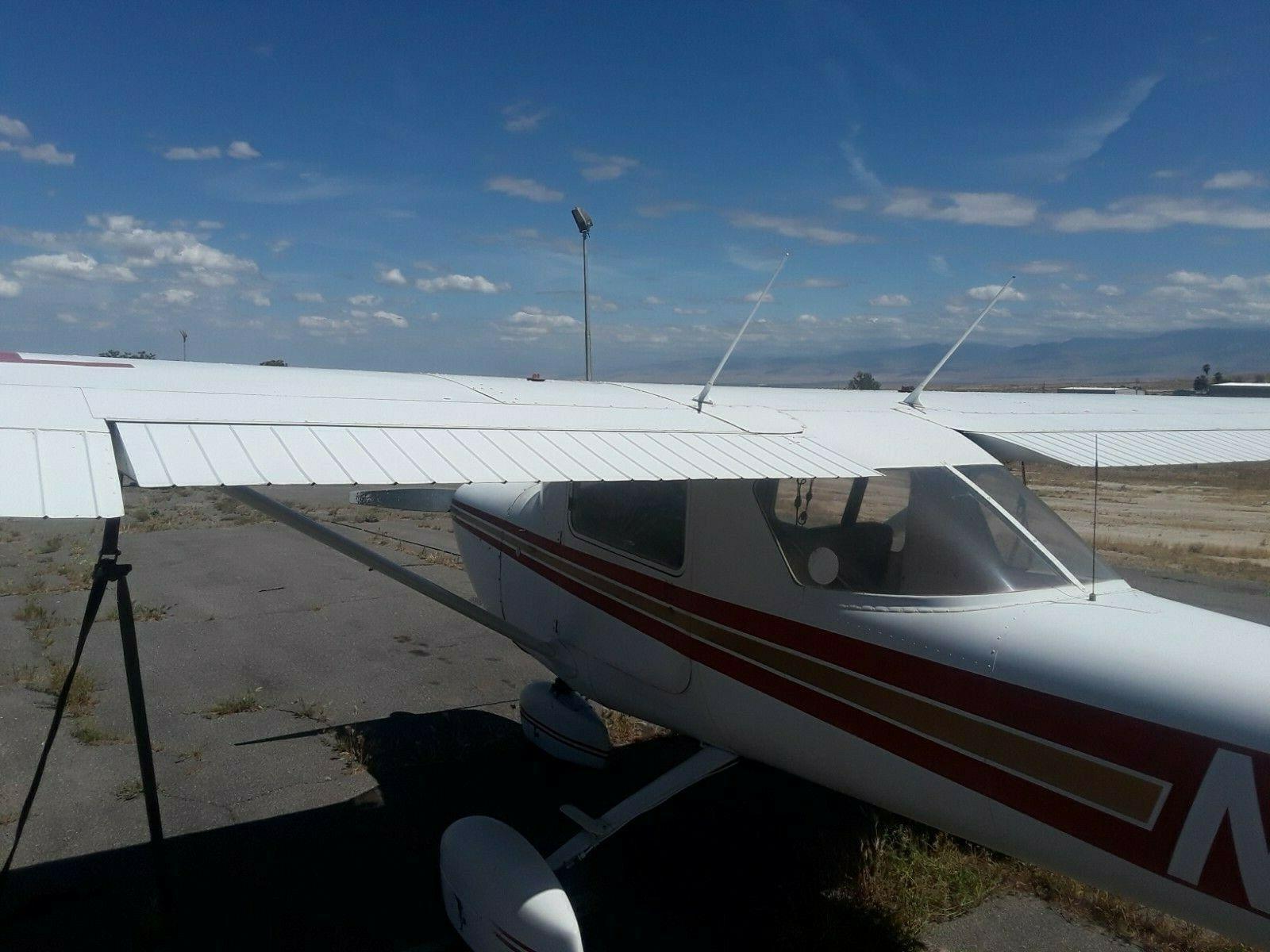 flown regularly 1966 Cessna 150 Aircraft