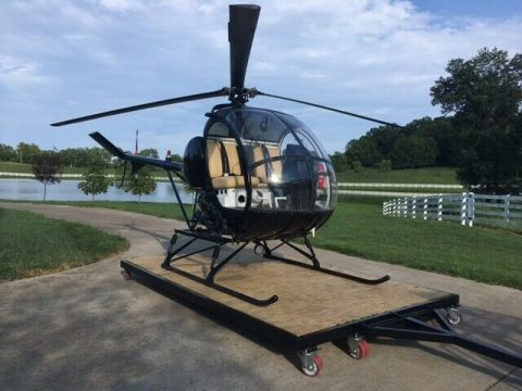 great shape 1965 Hughes 269B aircraft for sale