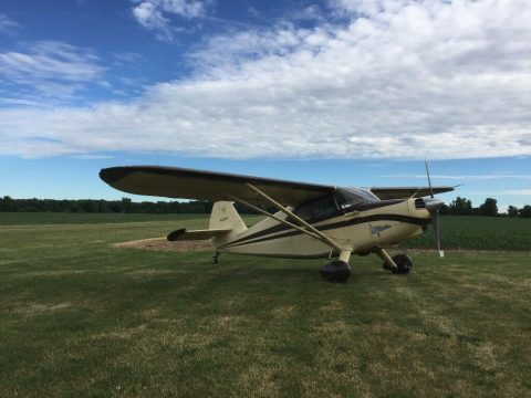 hangared 1947 Stinson 108 1 aircraft for sale