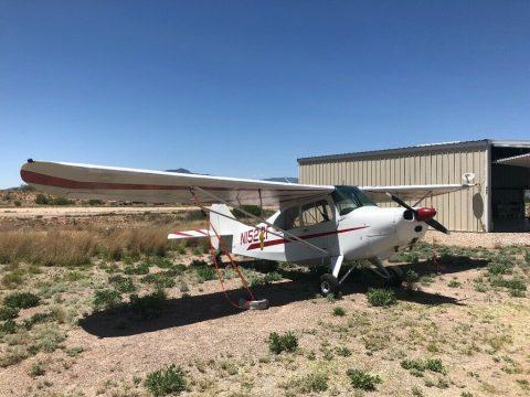 nice 1969 Aeronca Champ 7CCM aircraft for sale