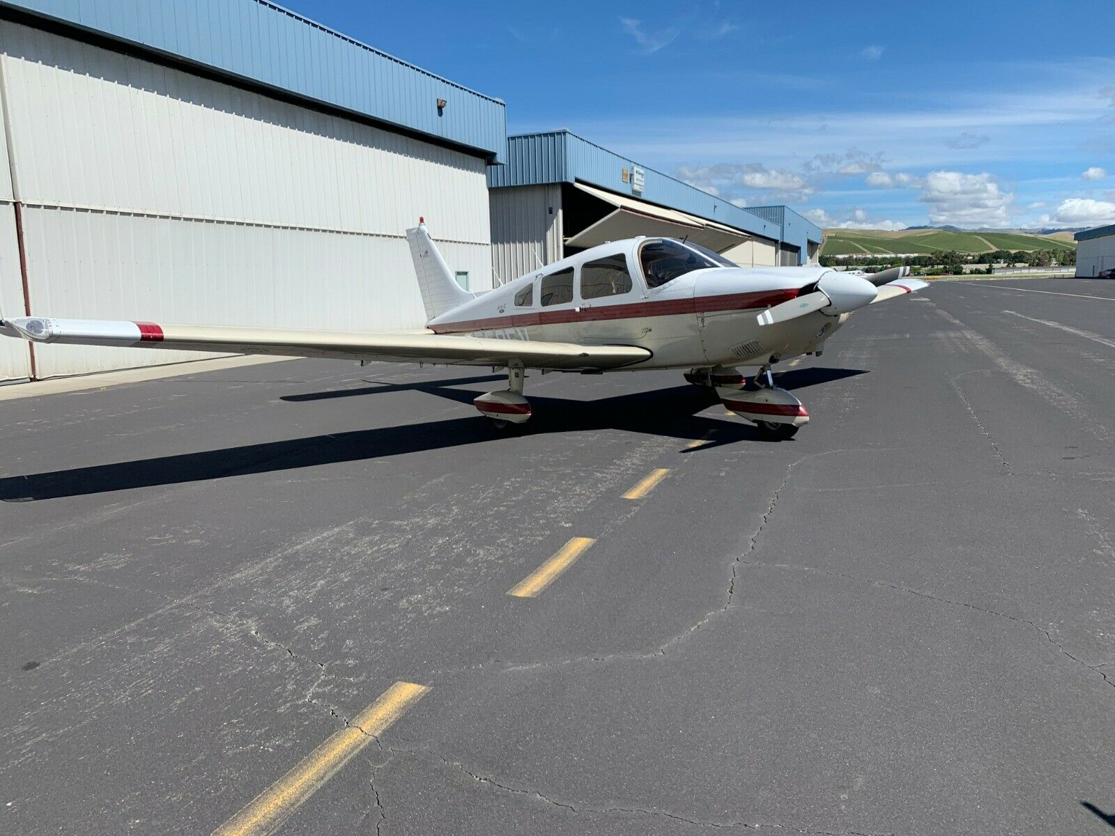 nice 1977 Piper Archer aircraft for sale