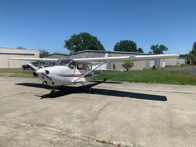 very good shape 1966 Cessna 172G aircraft