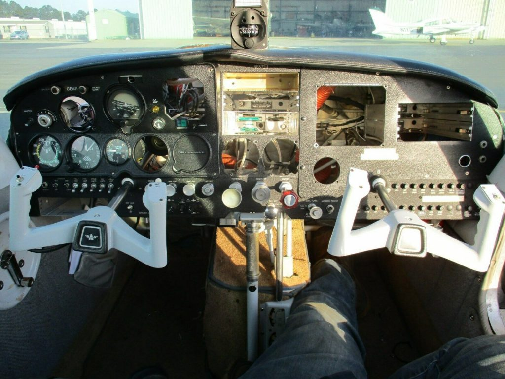 Airframe 1963 Mooney M20C aircraft