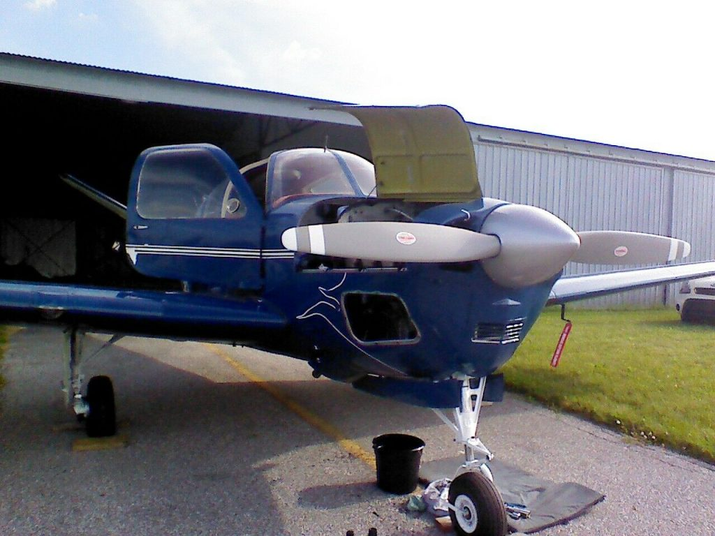 needs TLC 1947 Beechcraft 35 BONANZA aircraft