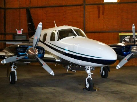 newer repaint 1984 Piper MOJAVE aircraft for sale