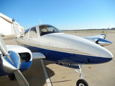 no damage 1978 Beechcraft Baron 55 aircraft for sale