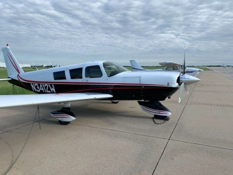 overhauled 1965 Piper Cherokee Six aircraft for sale