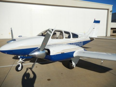 sharp 1978 Beechcraft Baron 55 aircraft for sale