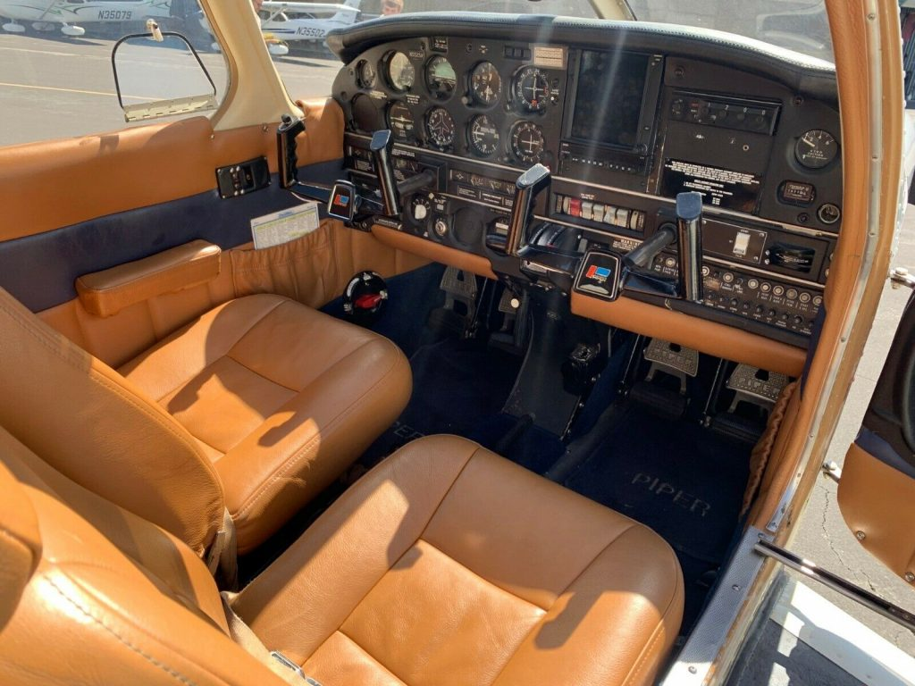 very clean 1977 Piper Archer aircraft