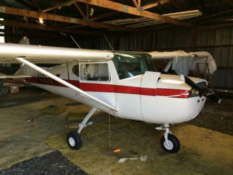 completely reconditioned 1960 Cessna aircraft for sale