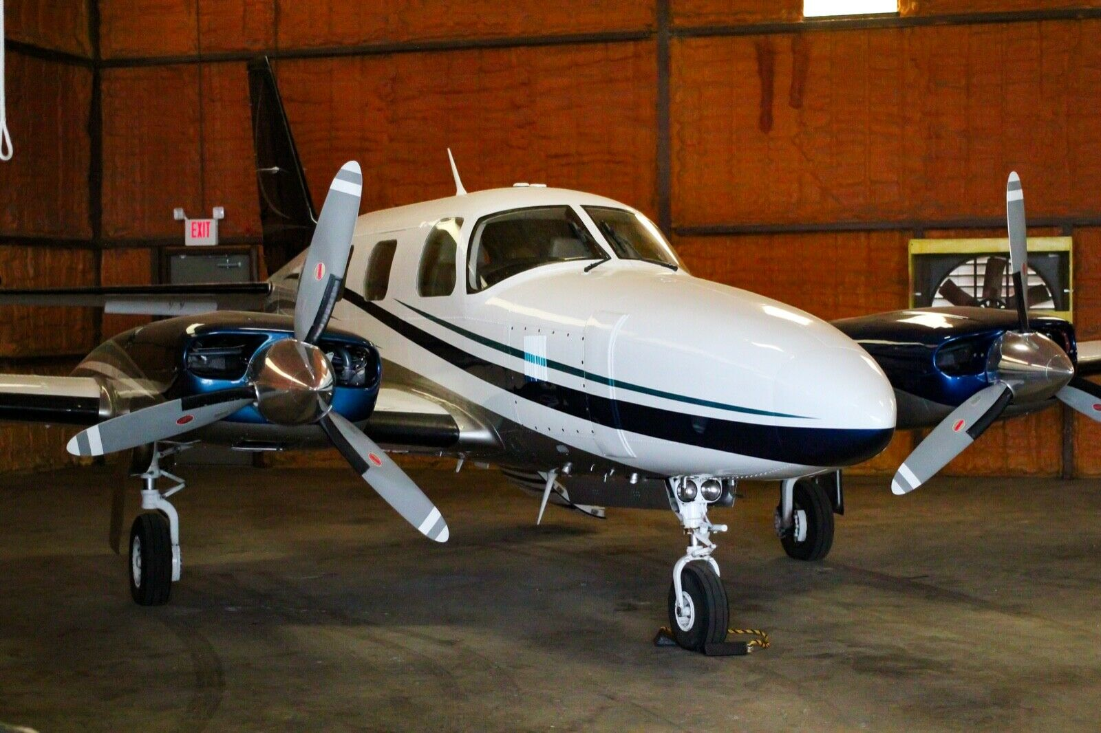 fantastic shape 1984 Piper MOJAVE aircraft for sale