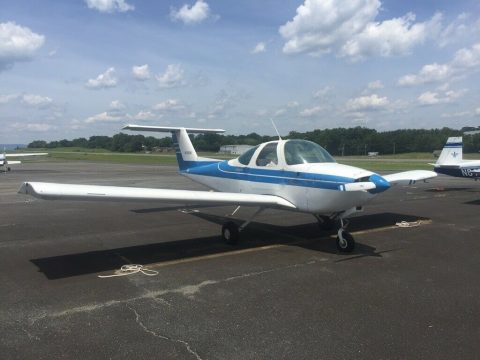 great running 1979 Beechcraft Skipper aircraft for sale