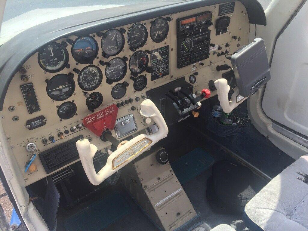 great running 1979 Beechcraft Skipper aircraft