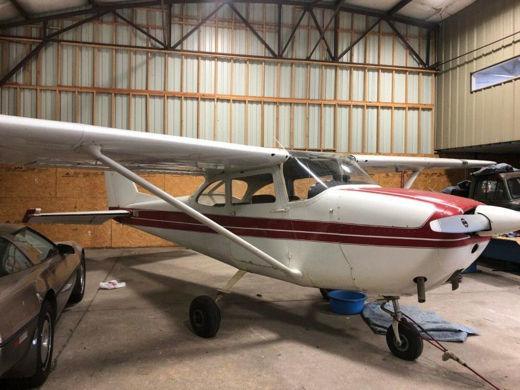 great shape 1965 Cessna 172F aircraft