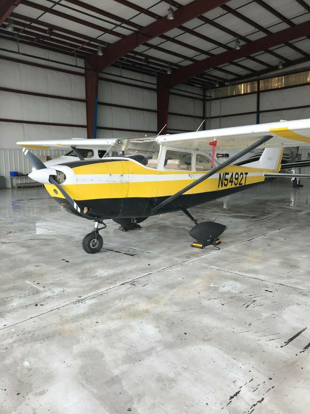 new interior 1964 Cessna 172 E aircraft for sale