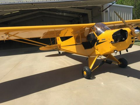 restored 1947 Piper J 3 aircraft for sale