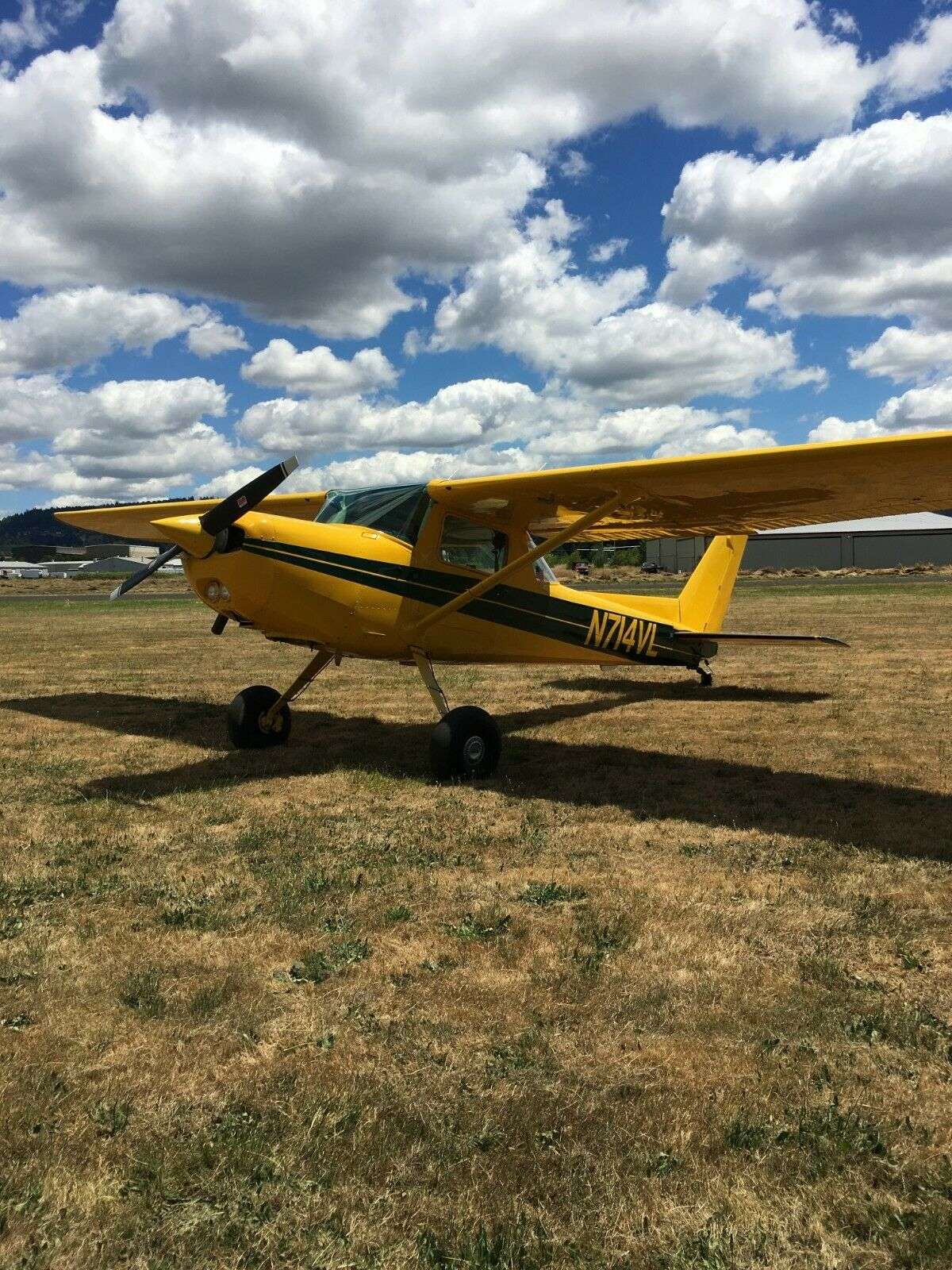 very nice 1978 Cessna 152 Taildragger for sale