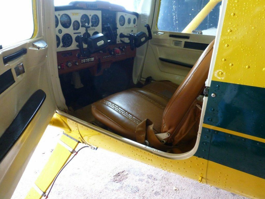 very nice 1978 Cessna 152 Taildragger