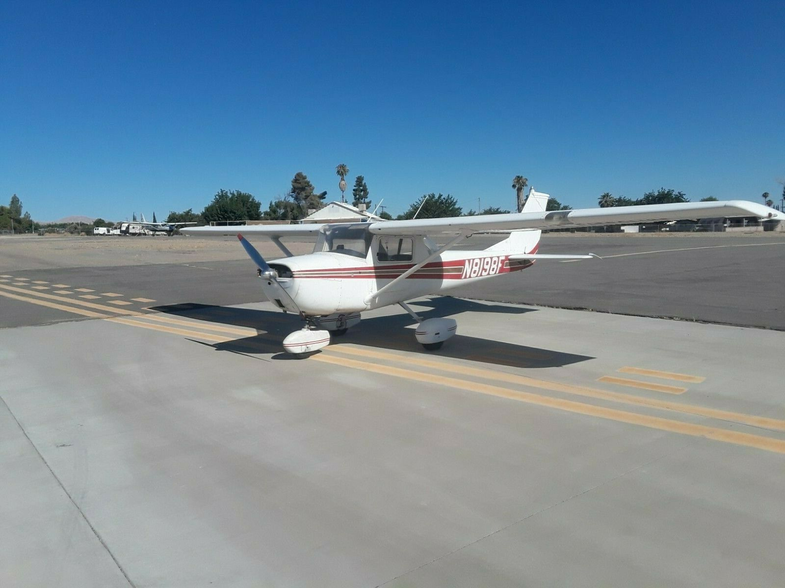 all new tires 1966 Cessna 150 Aircraft for sale