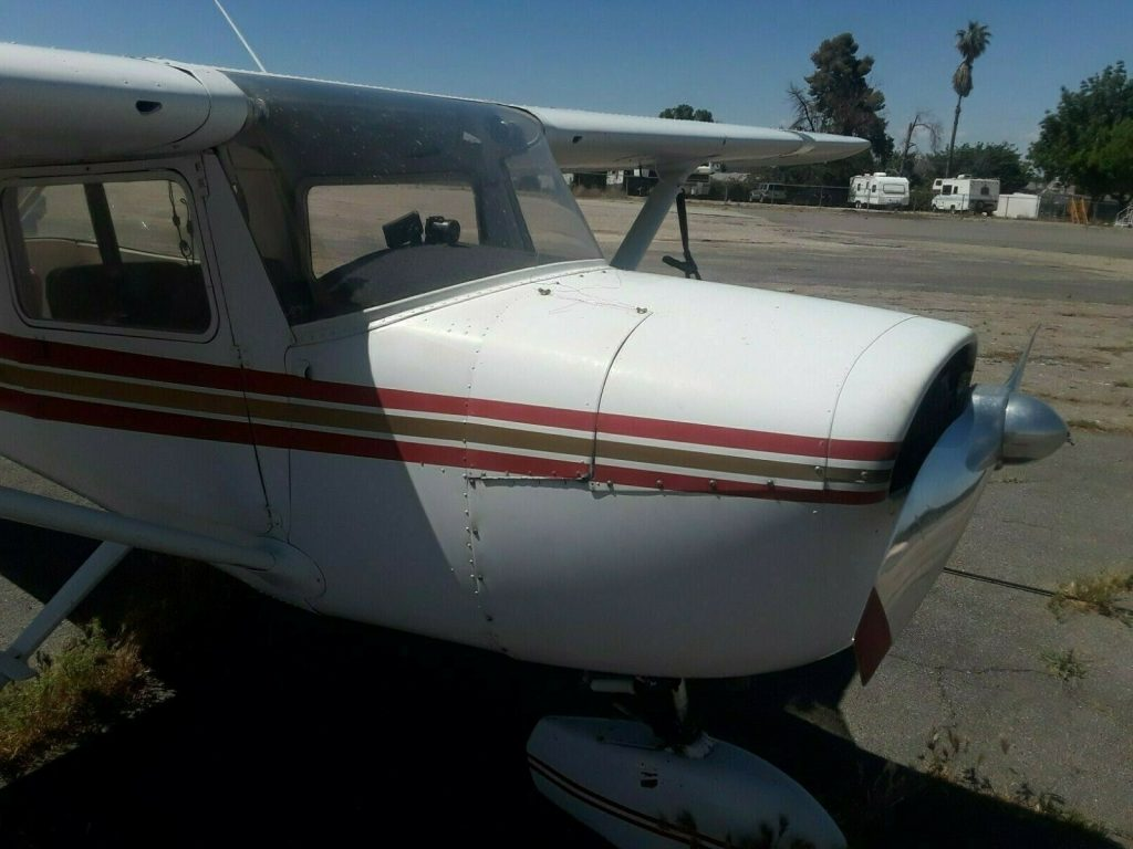all new tires 1966 Cessna 150 Aircraft