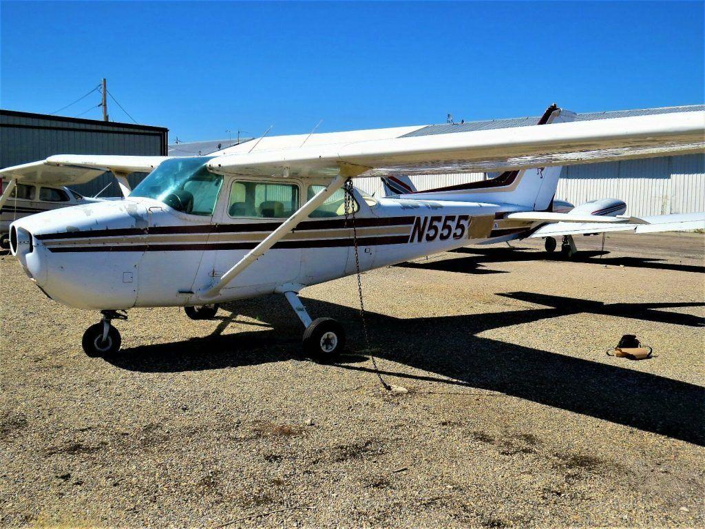 complete in crates 1978 Cessna Skyhawk 172N
