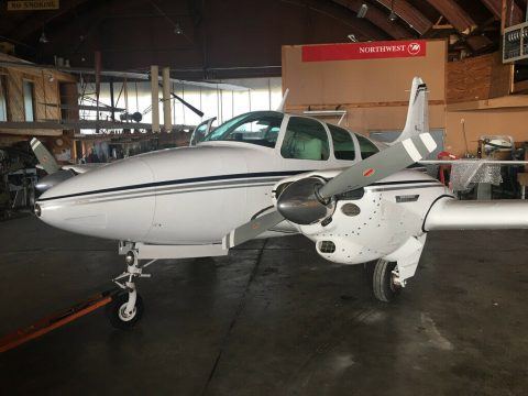 excellent shape 1966 Beechcraft D95A Travel Air aircraft for sale
