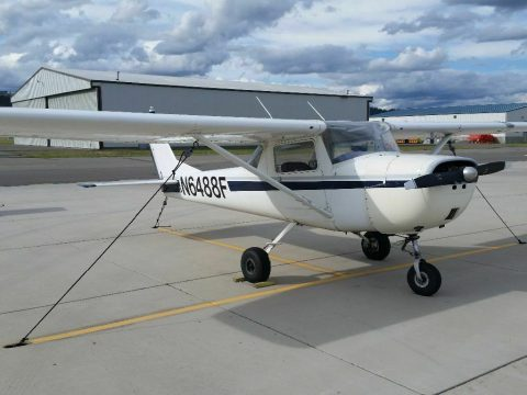 great shape 1966 Cessna 150 F aircraft for sale