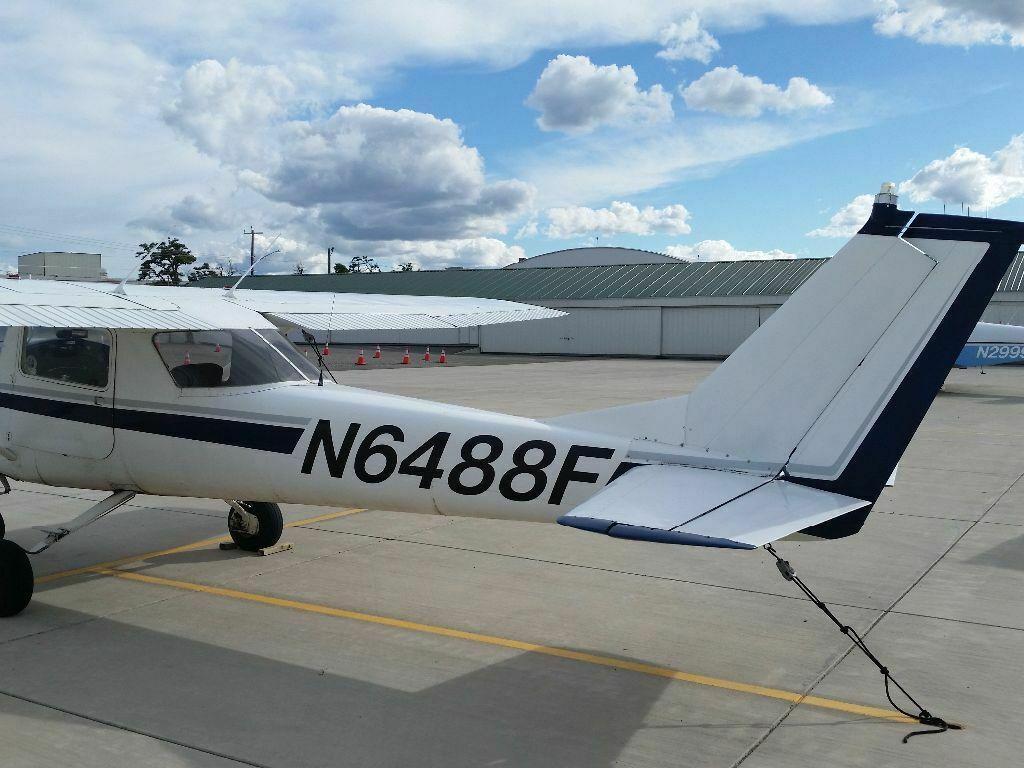 great shape 1966 Cessna 150 F aircraft