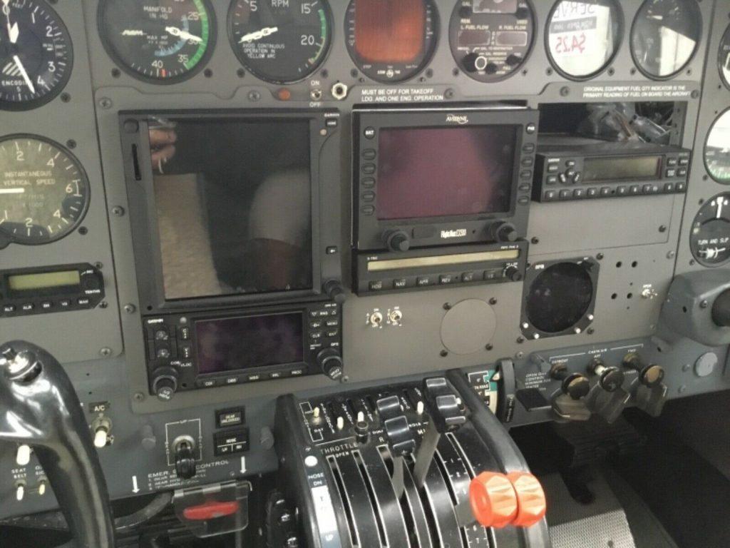 Loaded 1976 Cessna 421c aircraft