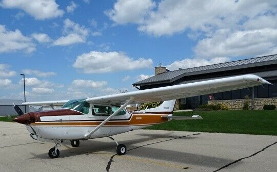 original paint 1978 Cessna 182 Skylane RG aircraft for sale