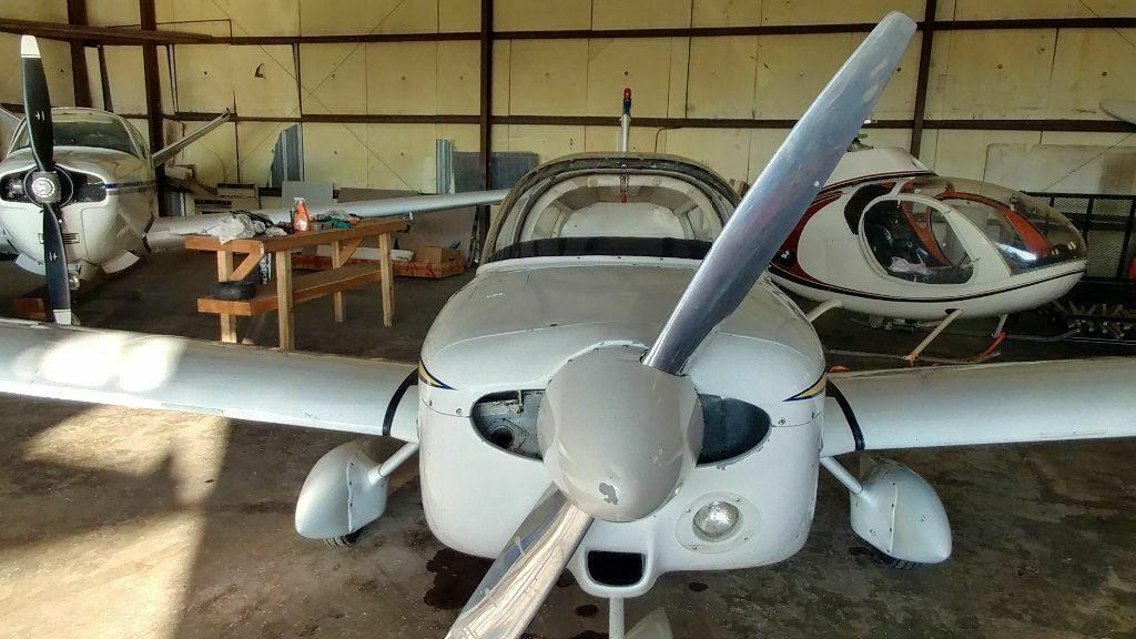 powerful 1972 Grumman AA1A Yankee150hp aircraft