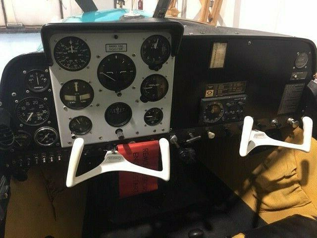 Rare Original 1966 Alon Aircoupe aircraft