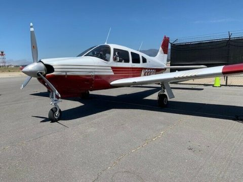 very nice 1975 Piper Arrow Pa28r 200 aircraft for sale