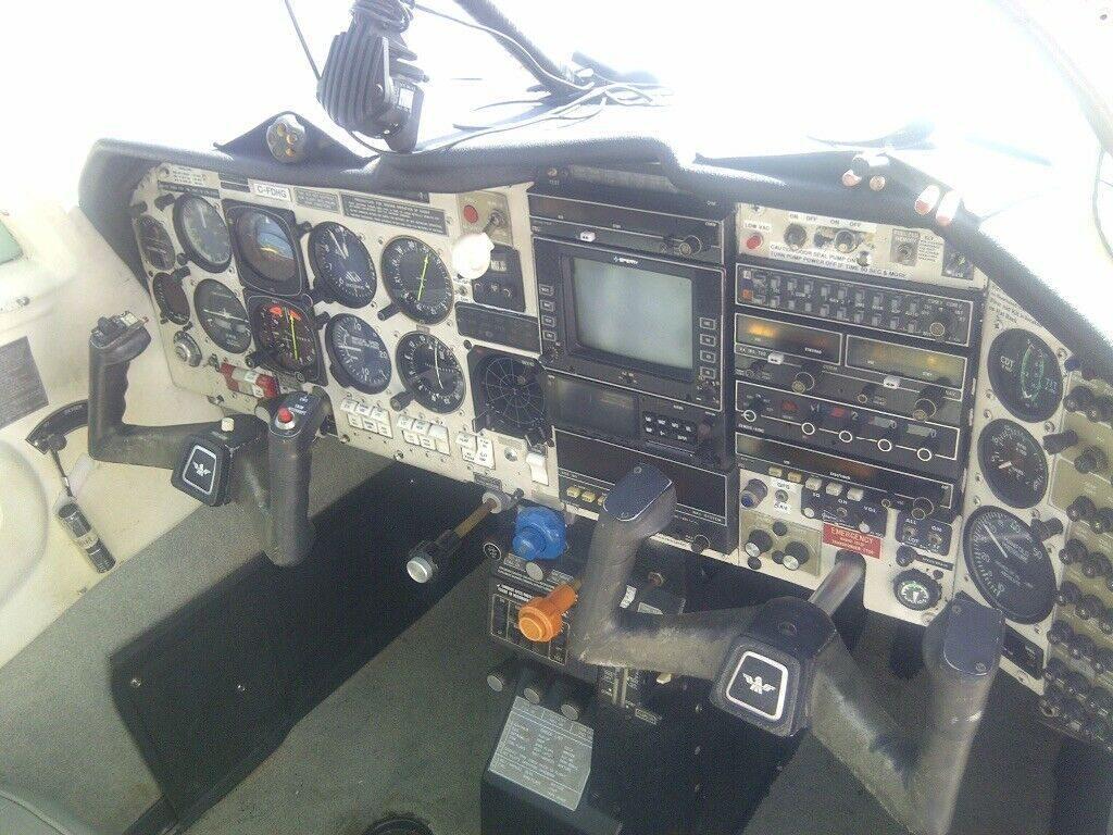 very nice 1984 Mooney M 20K aircraft
